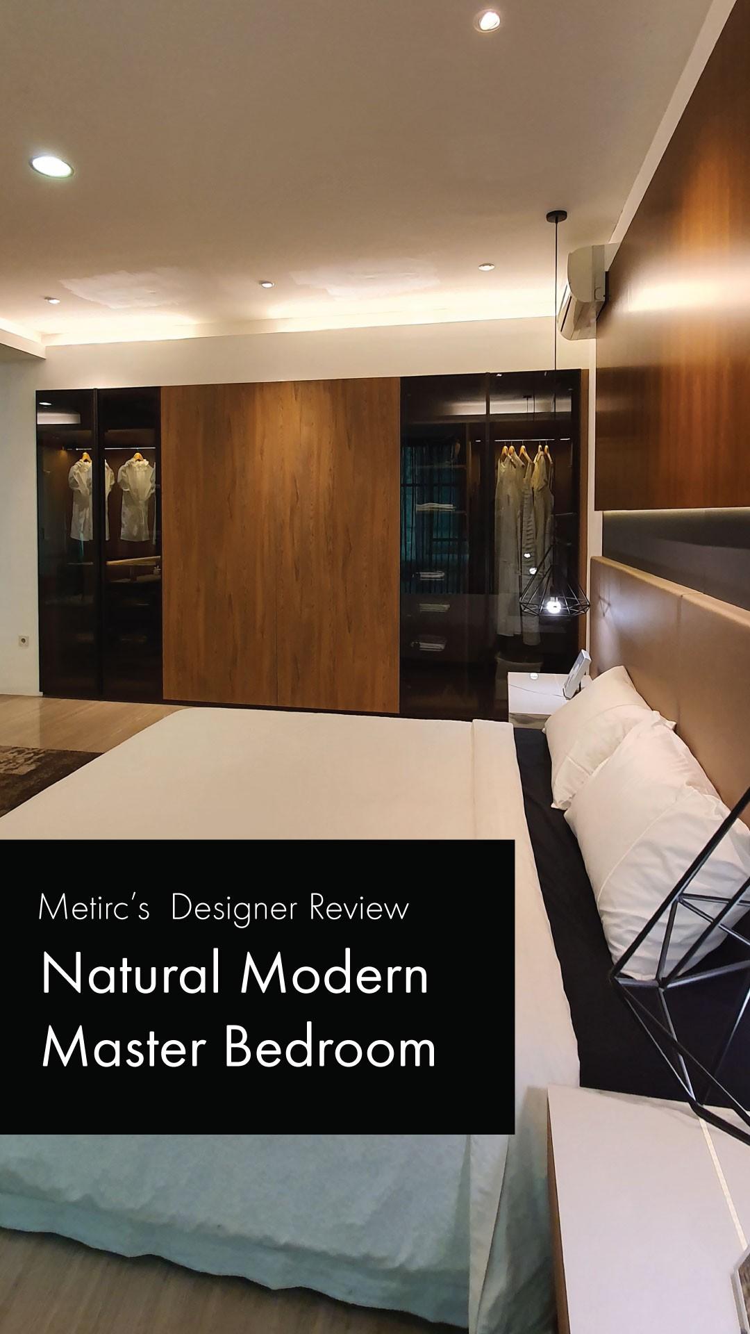 Metric Master Bedroom